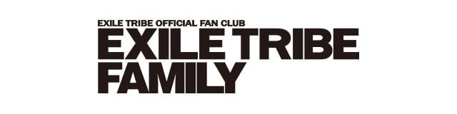 EXILE TRIBE FAMILY OFFICIAL CD・DVD SHOP
