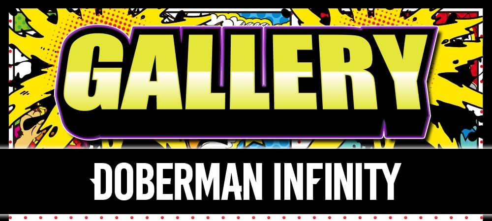 DOBERMAN INFINITY GALLERY