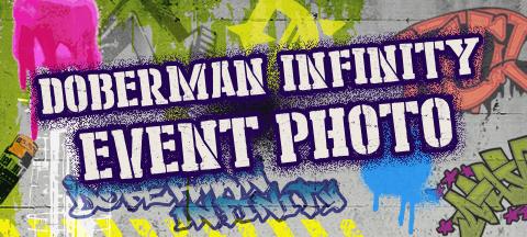 DOBERMAN INFINITY EVENT PHOTO