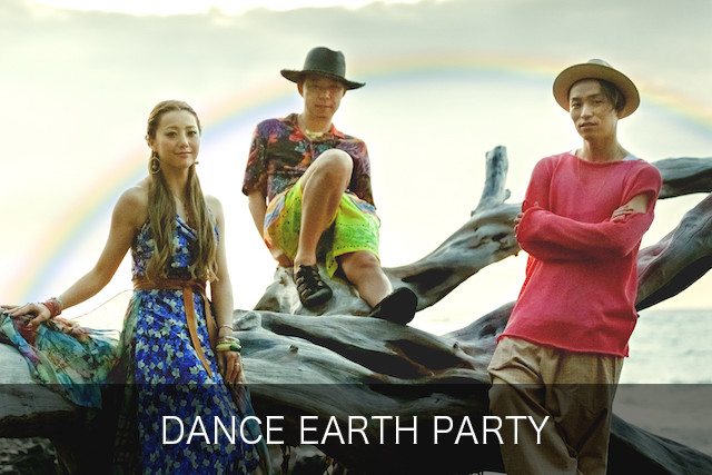 DANCE EARTH PARTY
