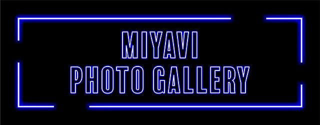 MIYAVI Photo Gallery