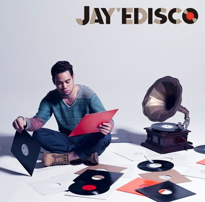 『JAY'EDISCO』ジャケ写のイメージ写真