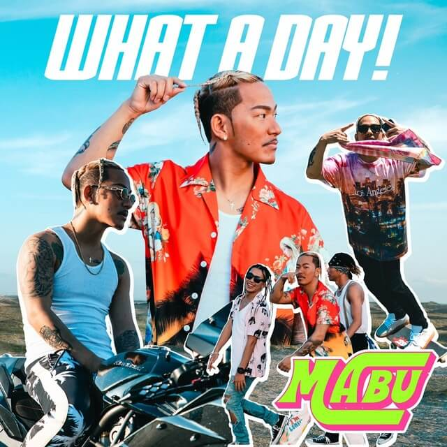 『WHAT A DAY!』ジャケット