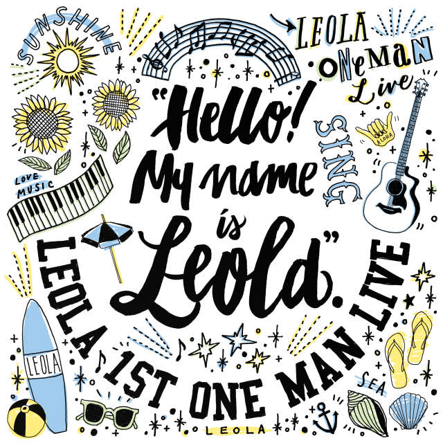 """Hello! My name is Leola."""