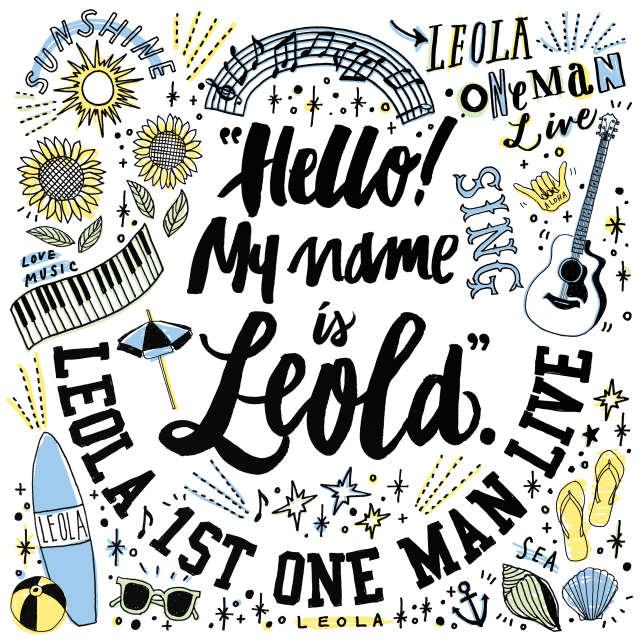 """Hello! My name is Leola."""
